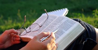 estudiar biblia